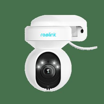 Reolink E1 Outdoor - (WIFI) fast strøm - AI + Follow